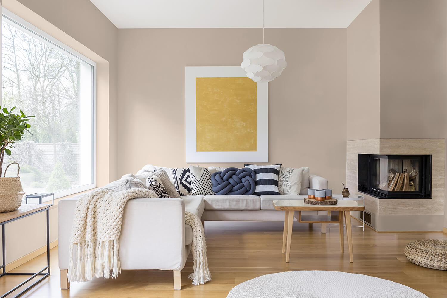 2020 Colour Trends Cool Calm Collected Right Here